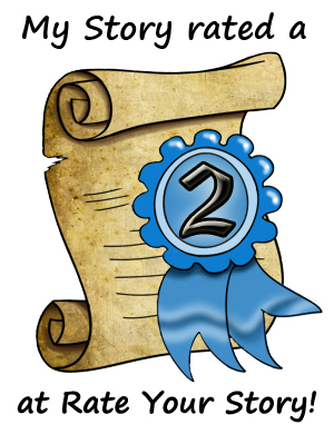 Number 2 badge